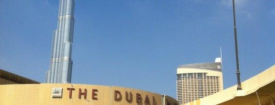 The Dubai Mall is one of Dubai #4sqCities.