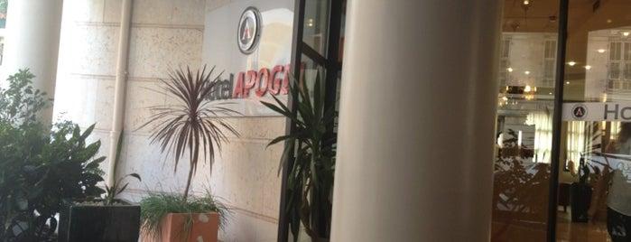 Hôtel Apogia is one of Hotspots Wifi Orange - Vacances.