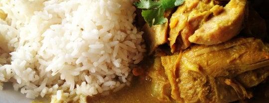 Mangez Avec Moi is one of [NY] Asian&Mediterranean.