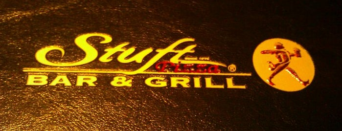 Stuft Pizza Bar & Grill is one of La quinta.