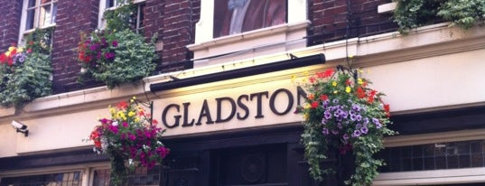 The Gladstone Arms is one of London Summer.