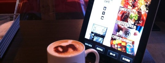ZERO ONE CAFE is one of Allpress Espressoなコーヒースタンド&カフェ.