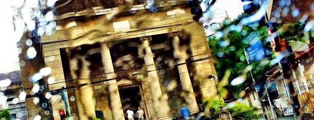 Igreja São Mateus is one of Lieux sauvegardés par Pablo.