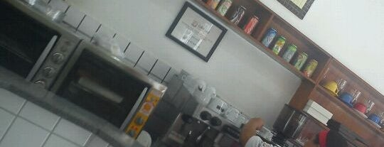 Coffee Land Cafeteria is one of Vila Clê - feed the ood!.