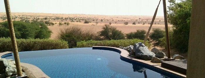 Al Maha Desert Resort & Spa is one of 2016 - DXB.