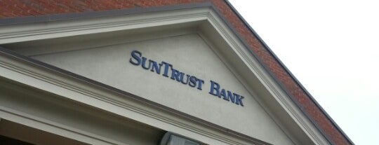 SunTrust is one of 416 Tips on 4sqDay 2012.