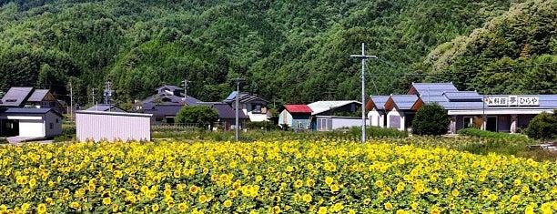 道の駅 信州平谷 is one of Orte, die Shigeo gefallen.
