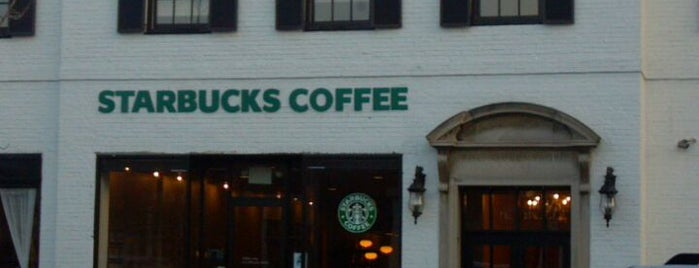 Starbucks is one of My beloved hood!.