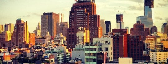 SIXTY SoHo Hotel is one of NY Misc.