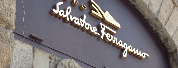 Museo Salvatore Ferragamo is one of Firenze.