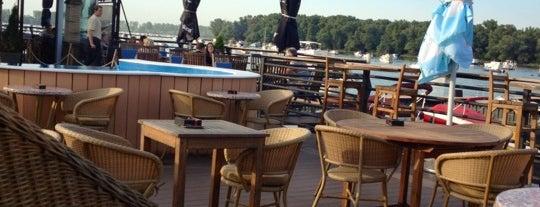 Goga Yachting Club is one of Tempat yang Disukai Mehmet.