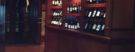 Fleming's Prime Steakhouse & Wine Bar is one of Lieux qui ont plu à Josh.