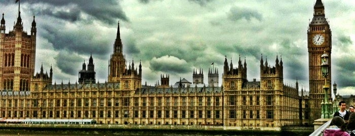 Houses of Parliament is one of Inglaterra.