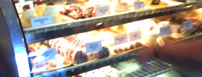Gabriel's Desserts & Bakery is one of Tempat yang Disukai Tony.