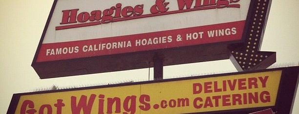 Hoagies & Wings is one of Foodie.