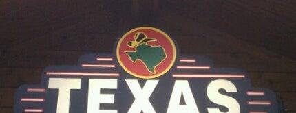 Texas Roadhouse is one of Favorite Food.