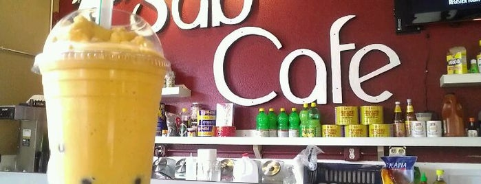 Sab Cafe is one of St. Pete Eats 🍴.