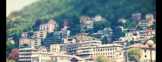 Fontana d'Oro Ristorante is one of Lake Como.