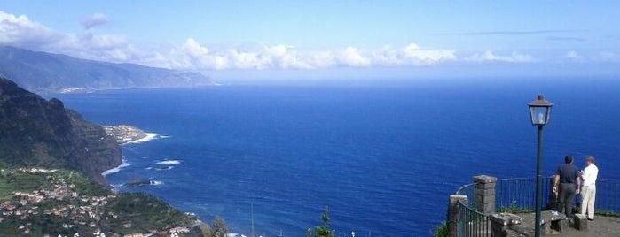 Miradouro das Cabanas is one of Madeira.