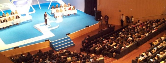 Lienzo Norte - Centro de Congresos y Exposiciones de Ávila is one of Orozco Unico2 by OWM.