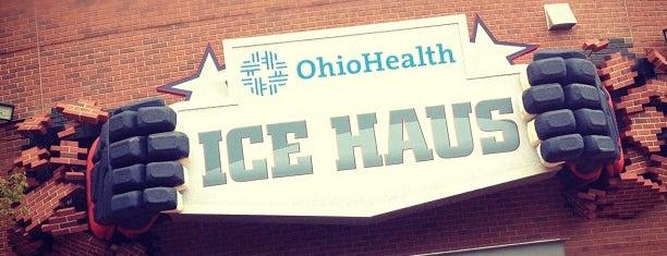 OhioHealth Ice Haus is one of Columbus to-do list.