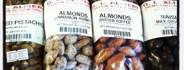 GL Alfieri is one of sf food.