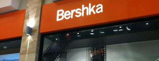 Bershka is one of Aréna Plaza.