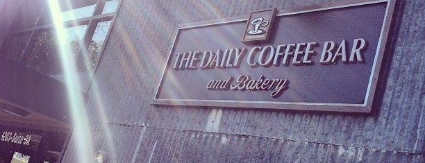 The Daily Coffee Bar & Bakery is one of Montana Trip.
