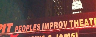 The Peoples Improv Theater is one of The Best of Gramercy.