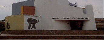Museo de Arte Contemporáneo is one of Lugares para visitar en Bogotá :).