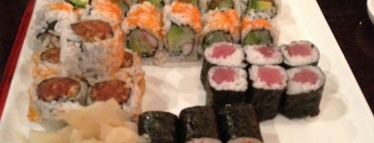Fire Ninja Sushi is one of Must-visit Food in Virginia Beach.