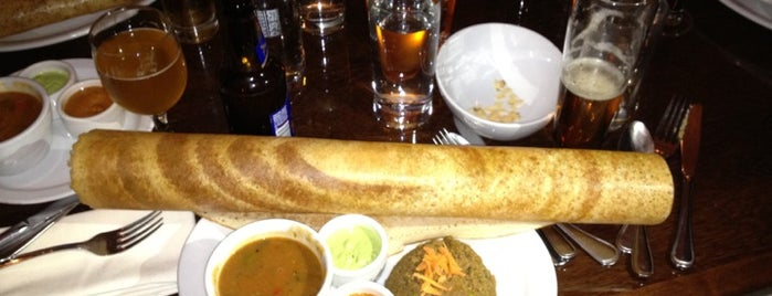 Dosa is one of SF.