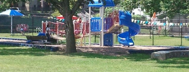Gould Park is one of Westchester.