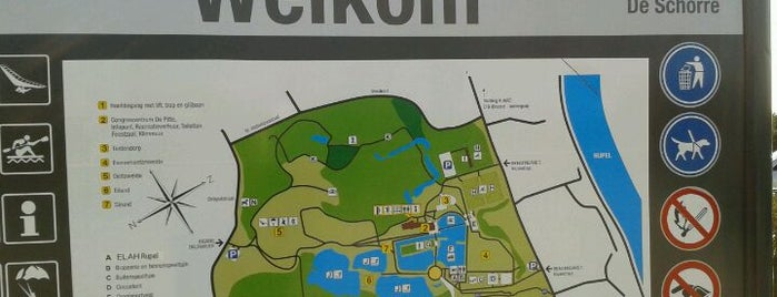 De Schorre is one of Tempat yang Disukai Olina.