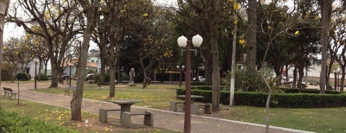 Praça João Pessoa is one of Orte, die Marina gefallen.
