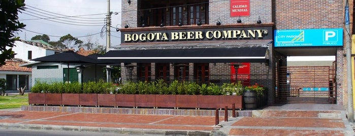 Bogotá Beer Company is one of Lieux qui ont plu à Mauricio.
