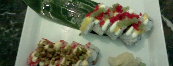 Full Moon Sushi & Bistro is one of Favorite Norman Spots.