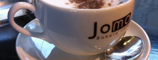 Joma Bakery Café is one of James 님이 저장한 장소.