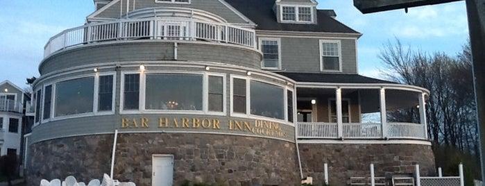 Bar Harbor Inn is one of Bar Harbor.