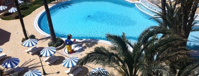 Marabout Hotel is one of Orte, die Olesya gefallen.