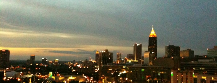 Sky Lounge At The Glenn Hotel is one of atlanta.