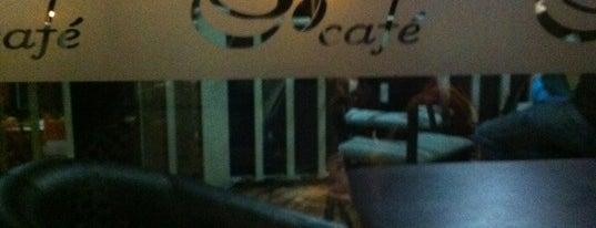 SO Café is one of Tempat yang Disimpan Ivan.