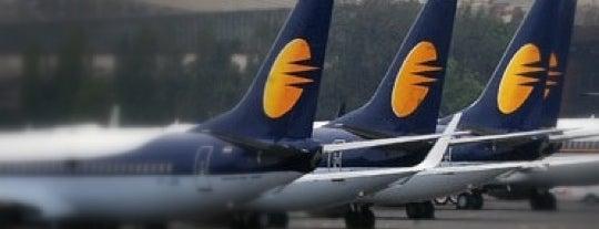 Chhatrapati Shivaji International Airport is one of AIRPORT.