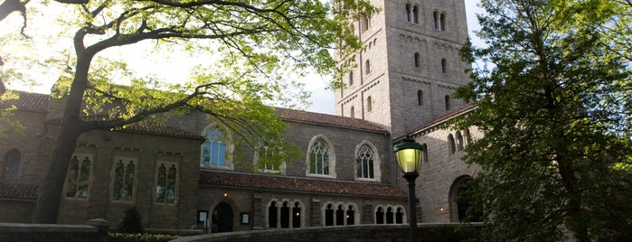 The Cloisters is one of NYC's best date spots.