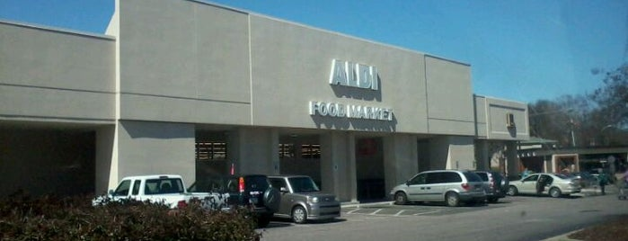 ALDI is one of Ethan's Liked Places.