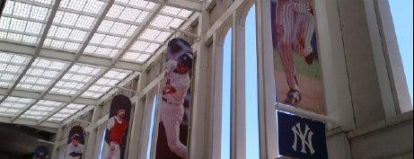 Great Hall is one of Yankee Stadium Winners.