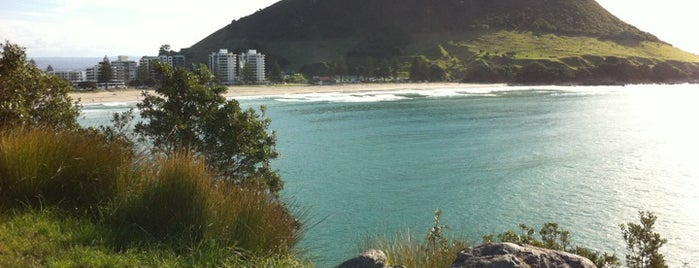 Mt Maunganui Beach is one of Posti che sono piaciuti a Cusp25.