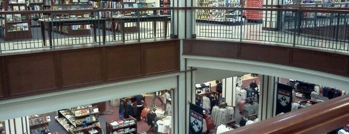 Penn Bookstore is one of Philadelphia.