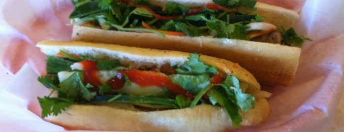 Banh Mi Coda Is One Of The 15 Best Places For Healthy Food In Albuquerque