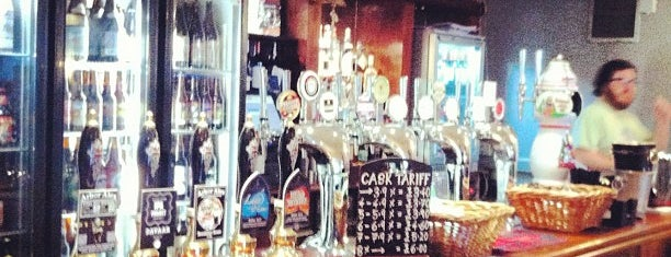 CASK Pub and Kitchen is one of London to-do.